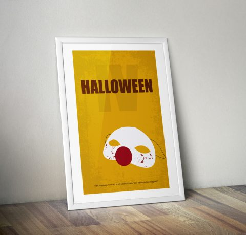 Halloween 4 Alternative Movie Poster