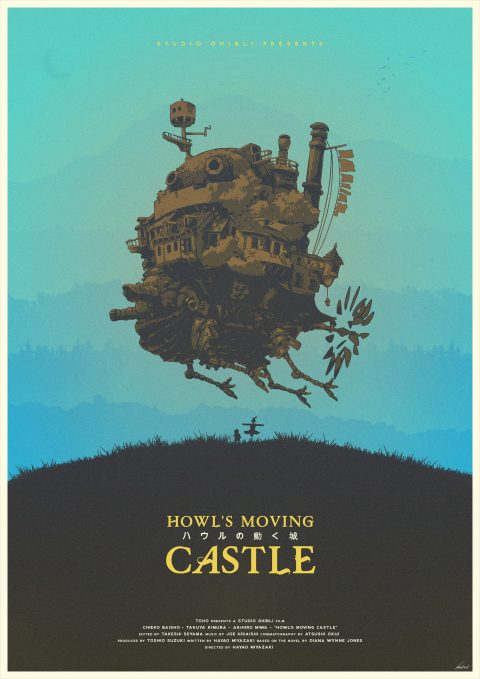 Spirit of the Demon – Howl's Moving Castle