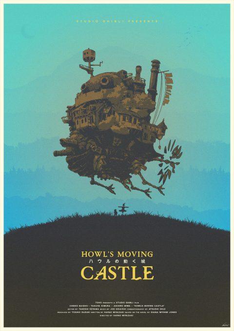 Spirit of the Demon – Howl's Moving Castle
