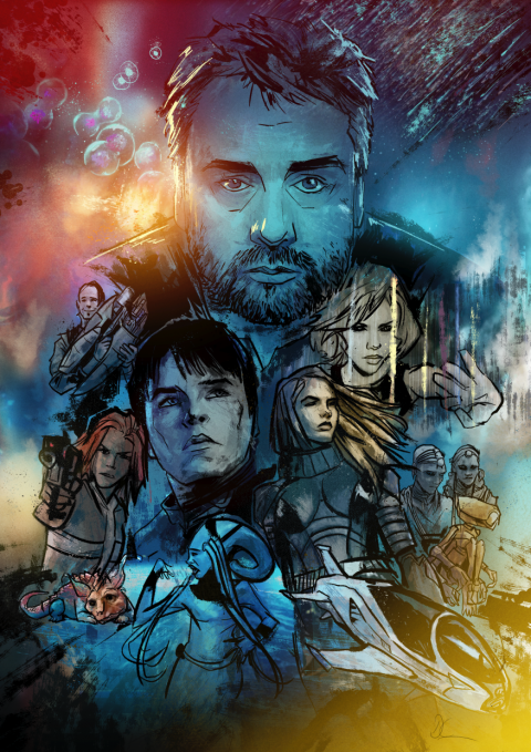 The Sci-Fi films of Luc Besson