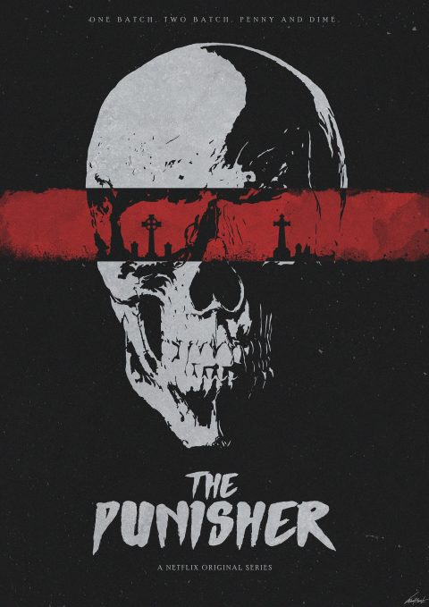 One Bad Day Away – The Punisher (Netflix)