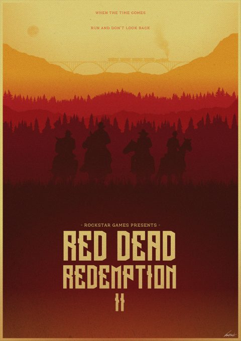 No Looking Back – Red Dead Redemption 2