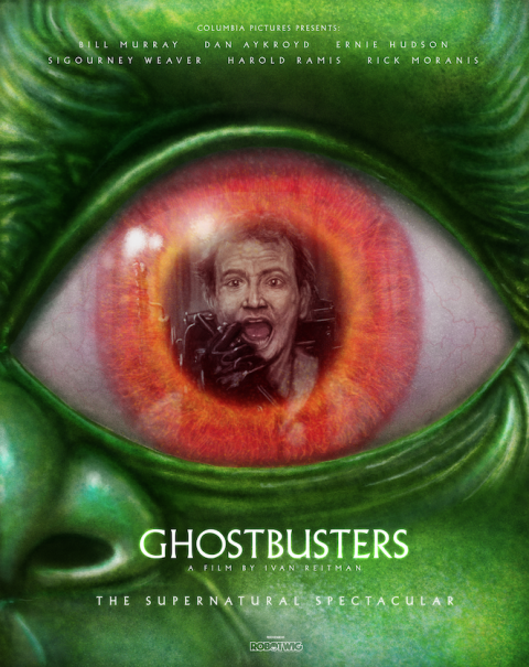 Ghostbusters – I've been Slimed!