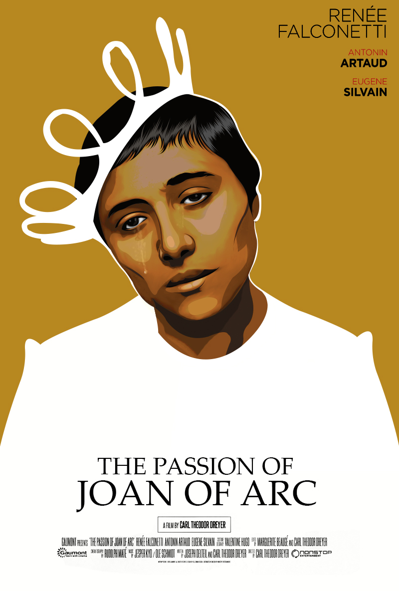 the passion of joan of arc essay