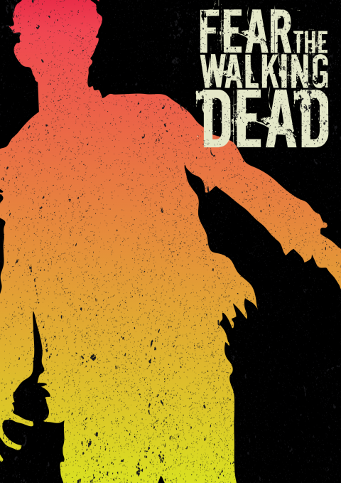 Minimal Fear The Walking Dead