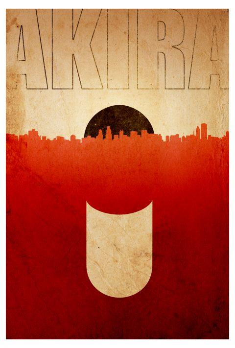 Akira Poster v.3