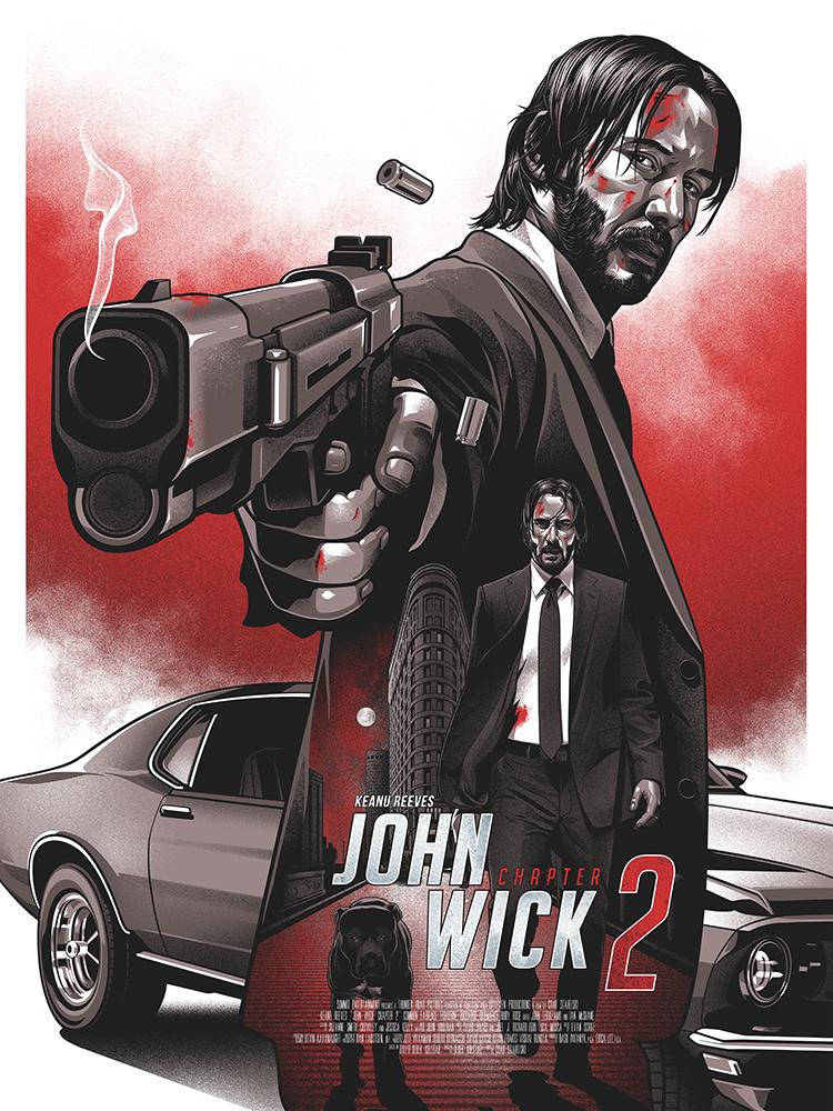 John Wick 2 Maxdome