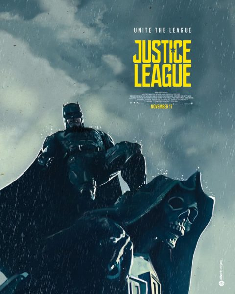 JUSTICE LEAGUE – Batman-