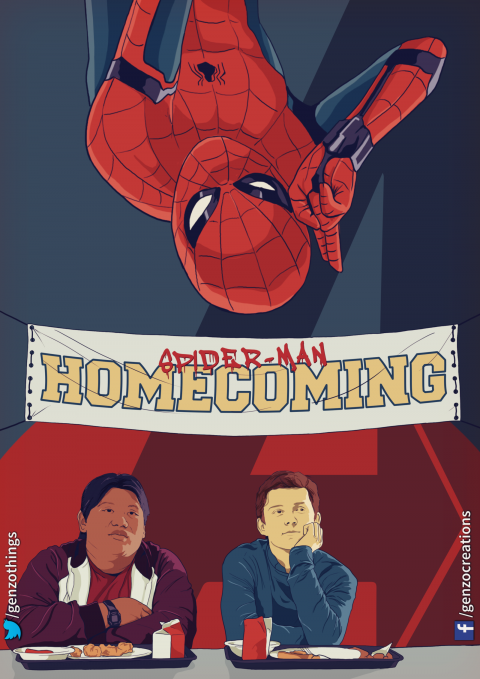 Spider-Man Homecoming v2