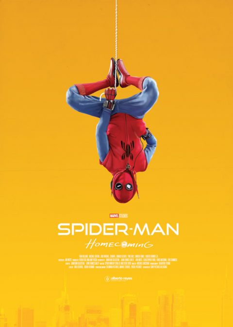 SPIDER-MAN – Homecoming