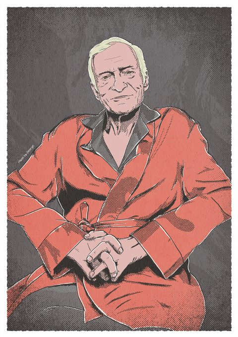 S•E•V•E•N: Lust as Hugh Hefner