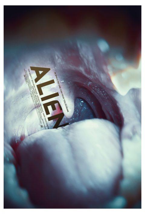 Alien Poster v.1
