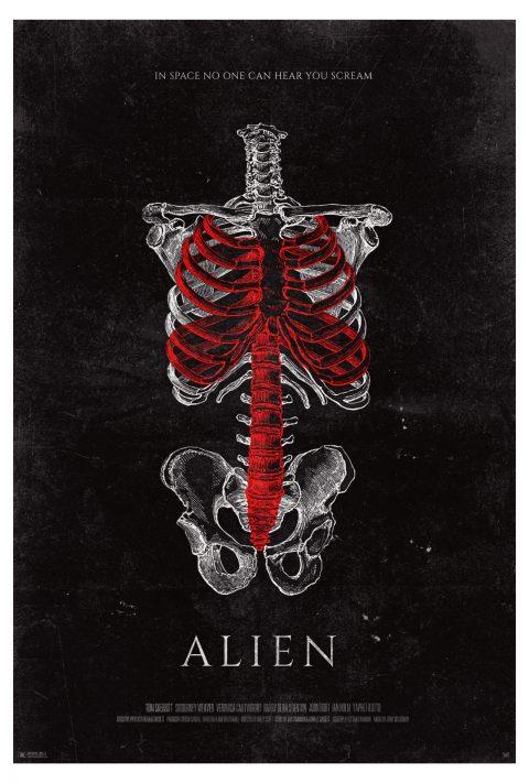 Alien Poster v.2