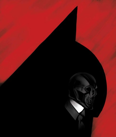 Batman Villains – Black Mask