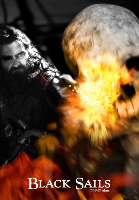 BLACK SAILS S3 – Blackbeard