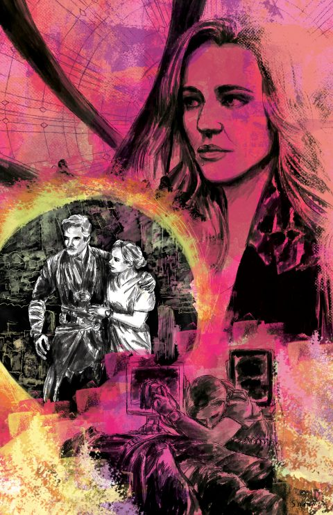 Doctor Strange – Christine Palmer