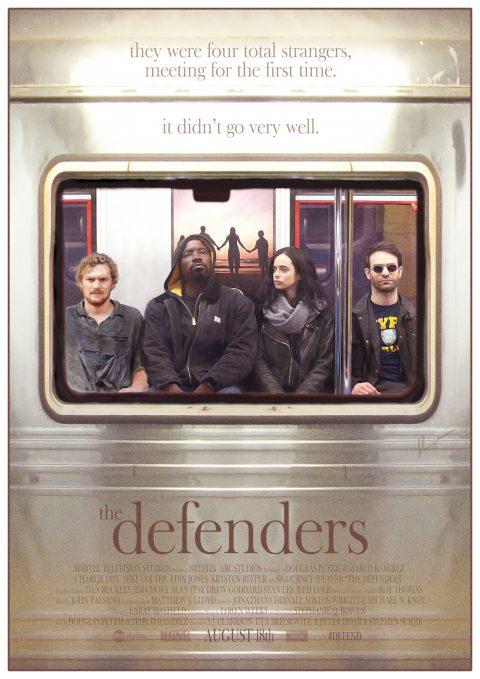 Defenders meets John Hughes