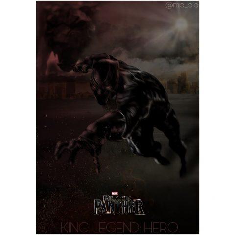 """""""Black Panther"""" (2018)"""
