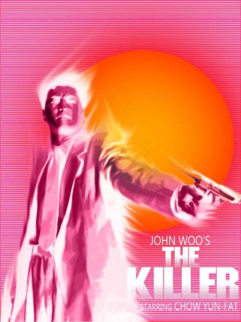 """John Woo's """"The Killer"""" (1989)"""
