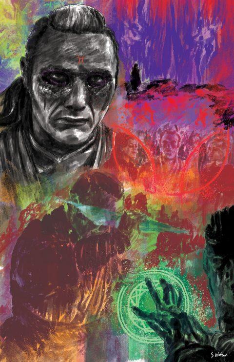 Doctor Strange – Kaecilius