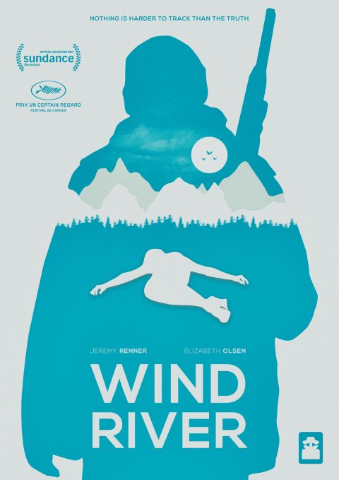 Wind River Alternative Movie Poster Design.