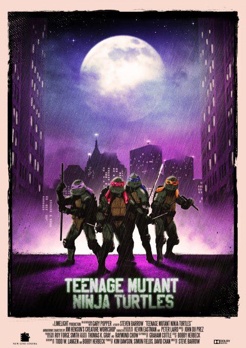 T.U.R.T.L.E power!