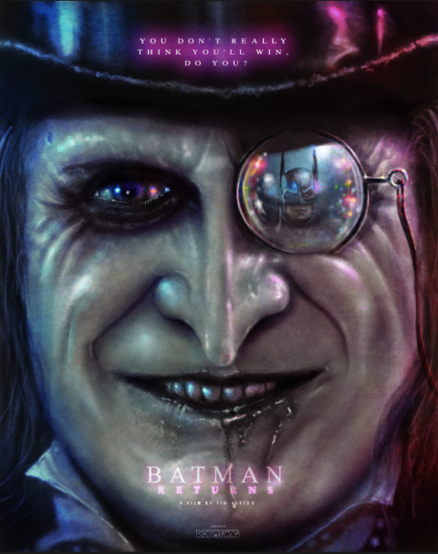 The Penguin – Batman Returns