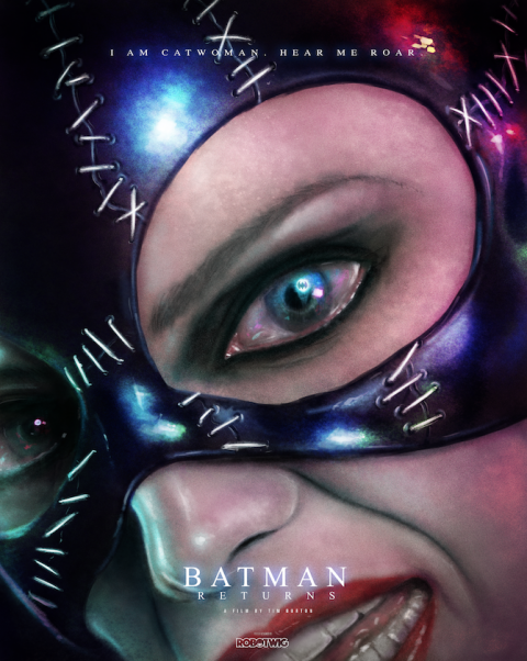 Catwoman – Batman Returns