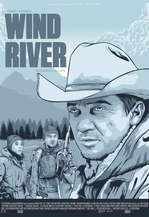 Wind River Alternative Poster