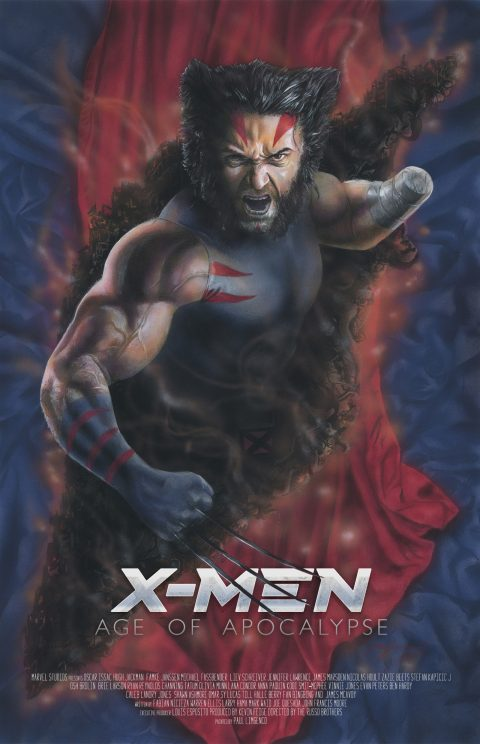 X-Men: Age of Apocalypse Movie Poster