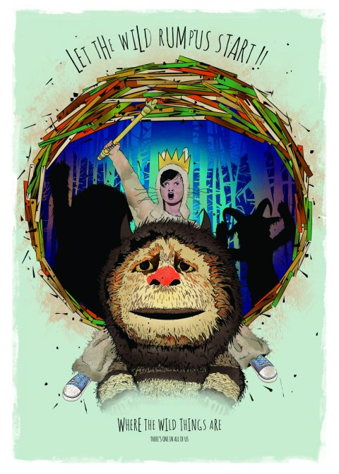 Where the wild things are – Let the Wild Rumpus start !!
