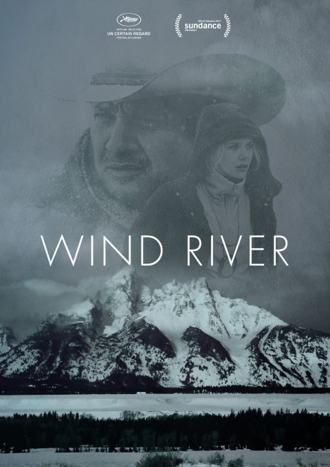 Wind River poster design
