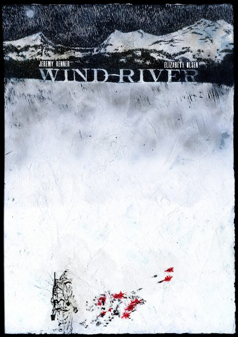 Wind River alternative poster etching