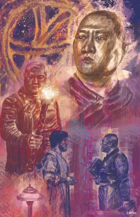 Doctor Strange – Wong