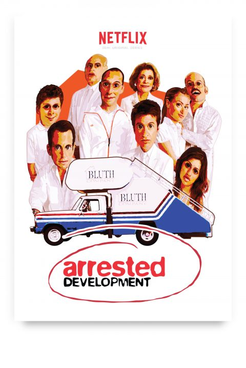 Arrested Development – Netflix semi-original series