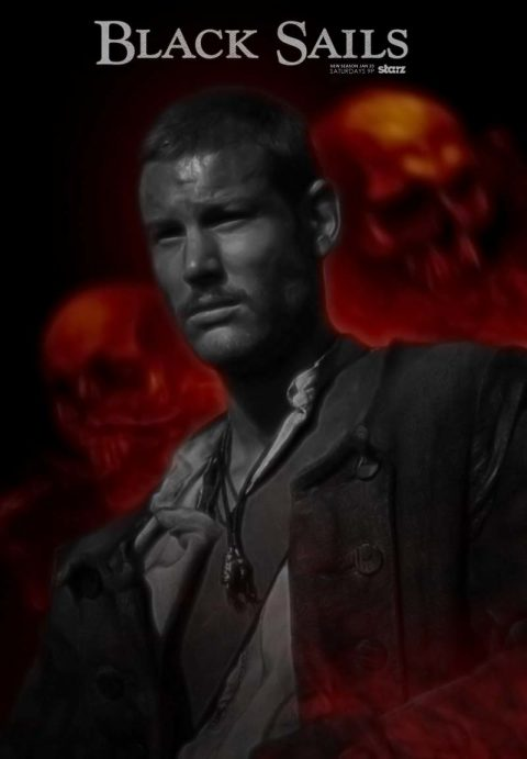 BLACK SAILS S3 – Billy Bones