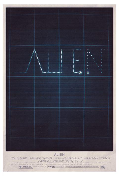 Alien Poster v.3