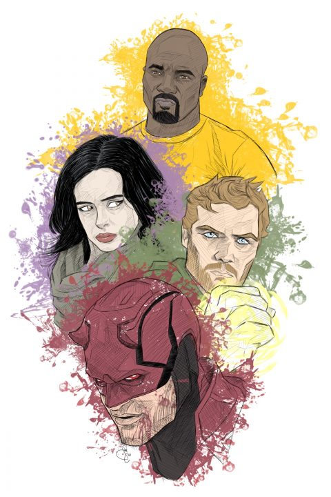 Marvel's the Defenders: Come As You Are