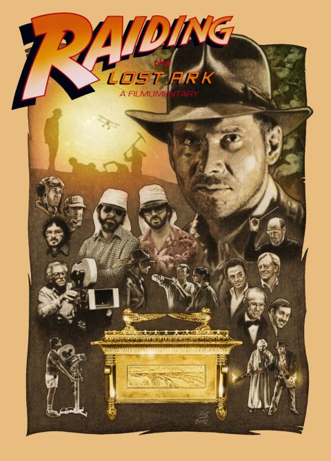 Raiding the Lost Ark
