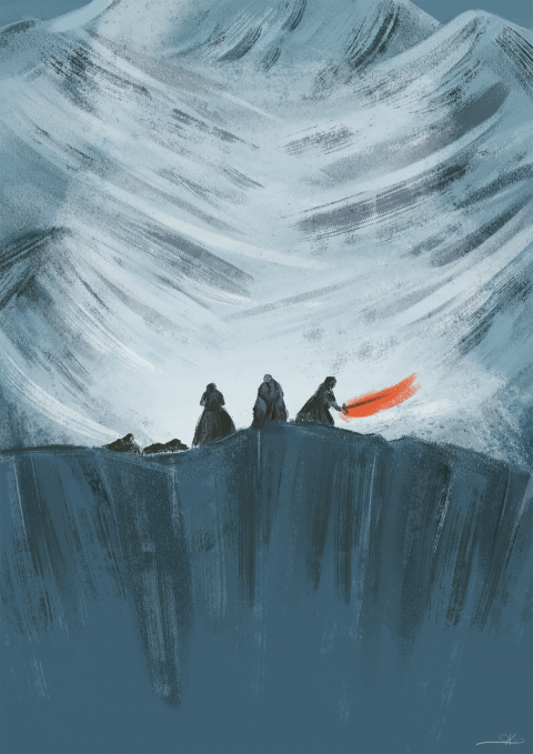 A Game of Thrones: Beyond the Wall.