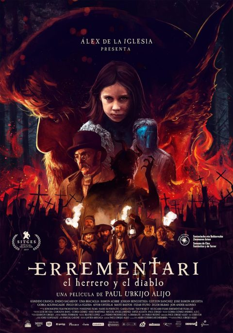 ERREMENTARI official movie poster