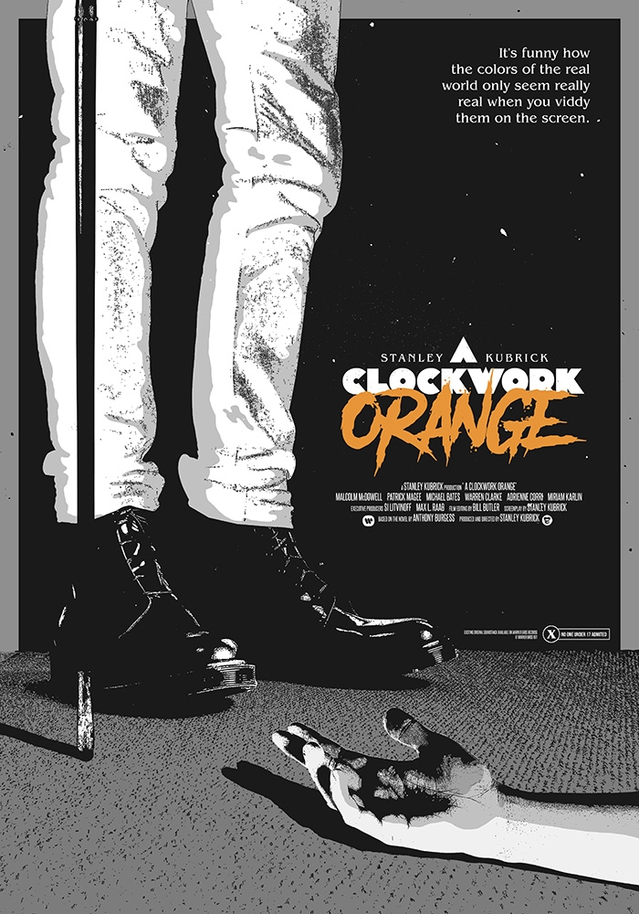 search results for a clockwork orange posterspy. Black Bedroom Furniture Sets. Home Design Ideas