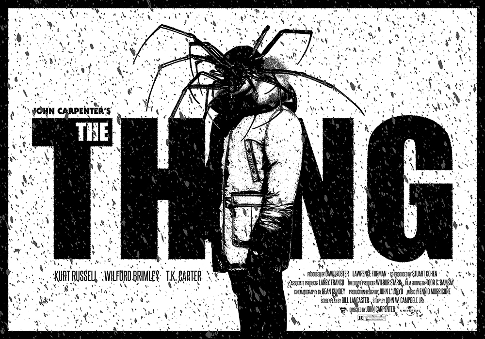 the thing posterspy. Black Bedroom Furniture Sets. Home Design Ideas
