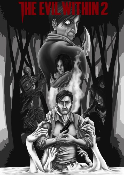 The Evil Within 2: Black and White Edition