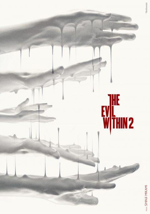 Evil Within 2 poster v.2 ALT