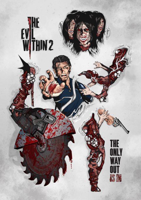 The Evil Within 2 – No Escape