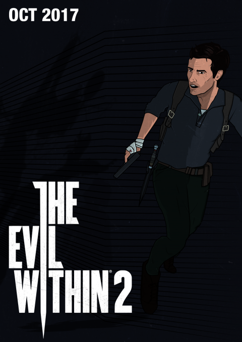 The Evil Within 2 Poster