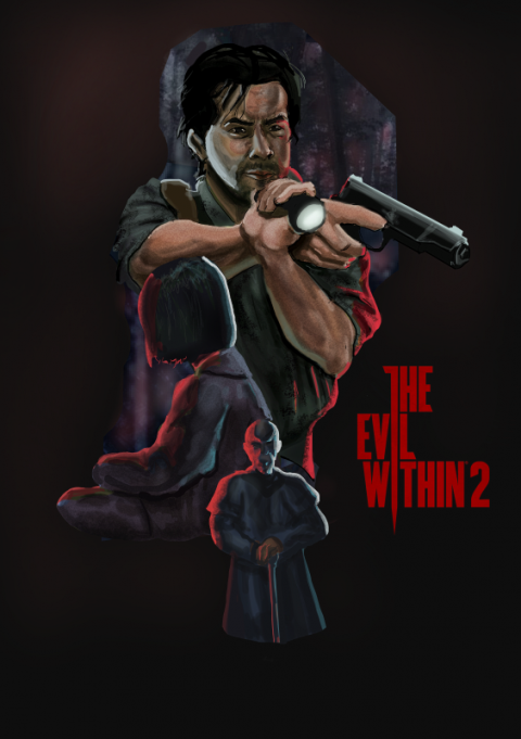Evil Within 2 poster