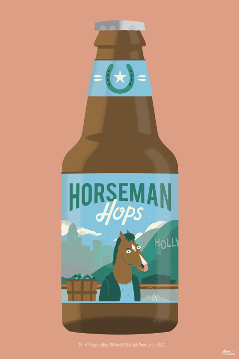 BoJack Brewing Company (Set)