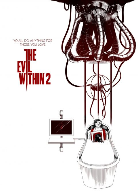 The Evil Within 2: You'll do anything